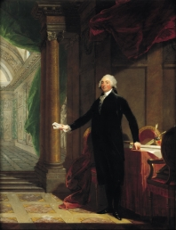 Portrait of Senator William Bingham by Gilbert Stuart