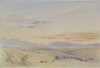 TACUBAYA. LANDSCAPE by White, George