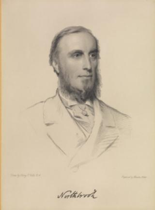 TG BARING, 2ND LORD NORTHBROOK by Holl, Charles