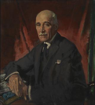 2ND LORD REVELSTOKE by Orpen, Sir William