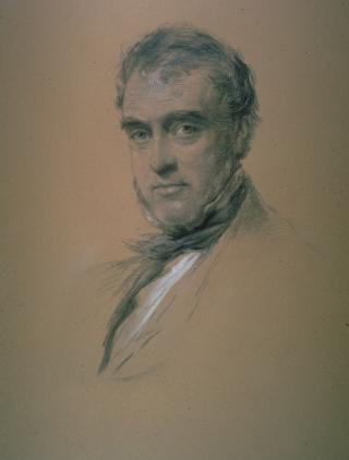 THOMAS BARING 1799-1873 by Richmond, George